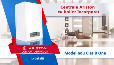 centrale ariston cu boiler incorporat