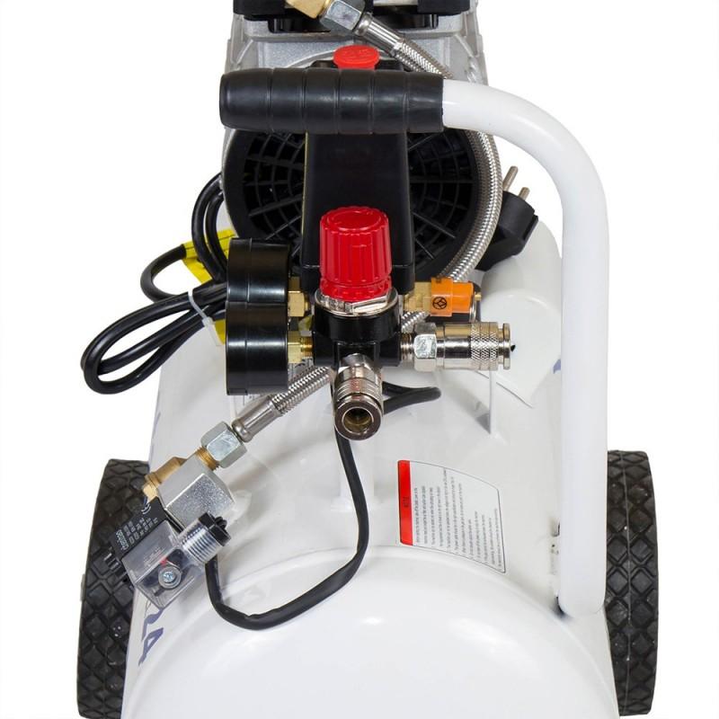 Compresor de aer Stager HM24JW-0.55 0.75CP, 24L, 8BAR. Poza 14582