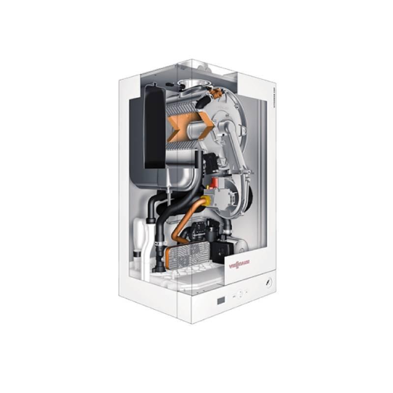 Poza Centrala termica Viessmann Vitodens 050 W 33 kW cod BPJD053