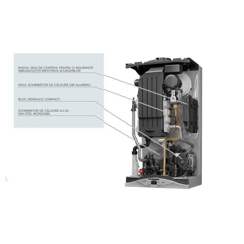 Poza Centrala termica Ariston  CARES PREMIUM 30 EU 30 KW. Poza 19057