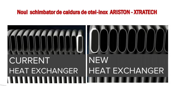 Poza Pachet centrala termica in condensatie Ariston Clas One System 35 EU cu boiler BCH 160 litri.. Poza 19174