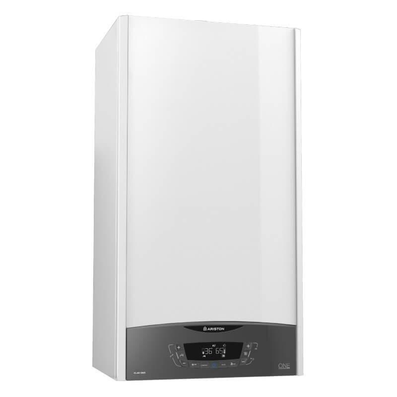 Poza Pachet centrala termica in condensatie Ariston Clas One System 24 EU cu boiler BCH 200 litri.. Poza 19203