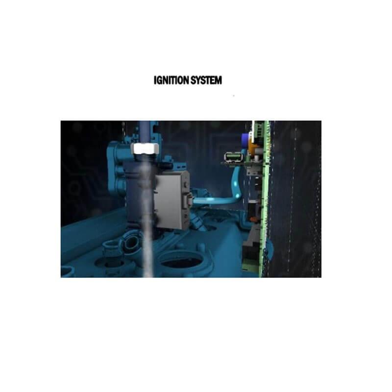 Poza Pachet centrala termica in condensatie Ariston Genus One System 35 EU cu boiler BCH 200 litri.. Poza 19288