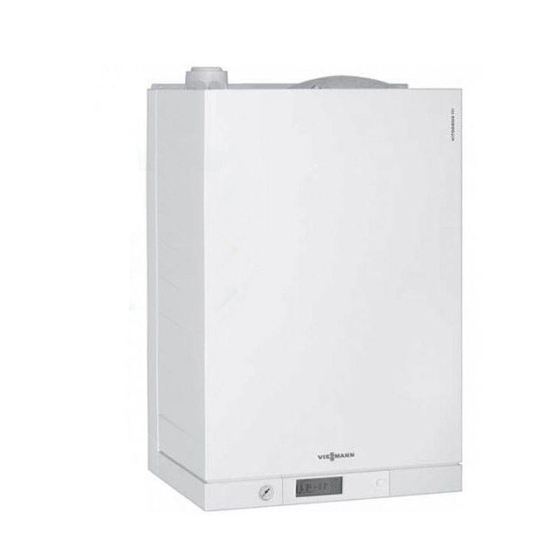 Poza Centrala termica in condensare cu touchscreen Viessmann Vitodens 111 W 35 kW B1LD163. Poza 19964
