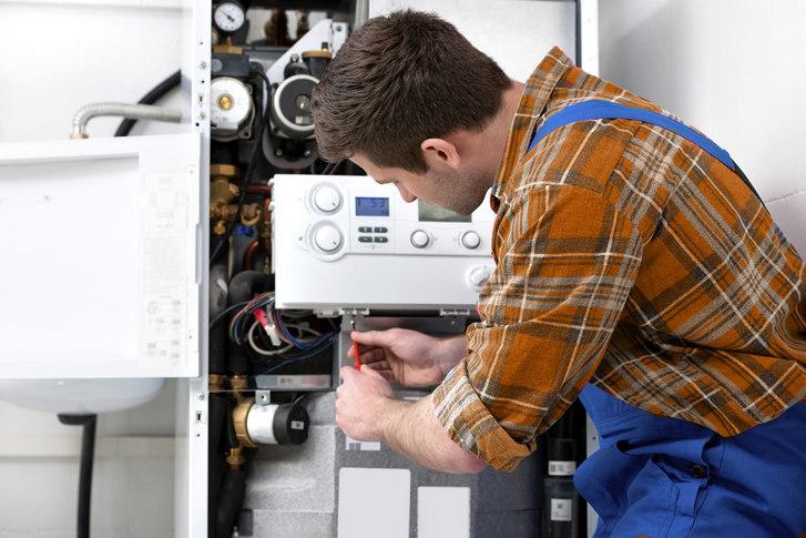 despre montarea centralei termice de apartament. Poza 208