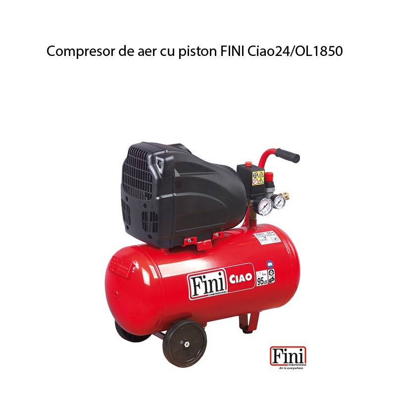 Poza Compresor de aer cu piston FINI  Ciao24/OL1850