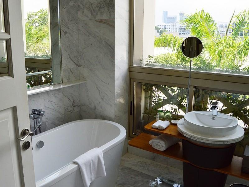 Ghid amenajare sau renovare baie. Poza 282