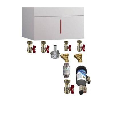Poza Accesorii obligatorii pentru instalarea corecta a centralelor termice murale cu producere de apa calda menajera instant / boiler incorporat. Poza 358