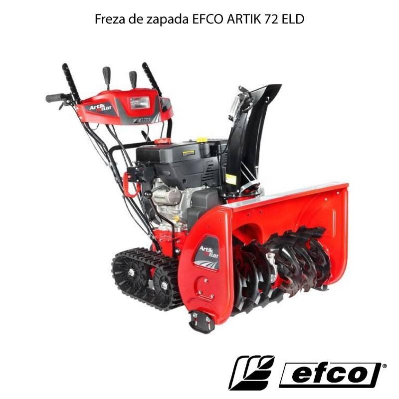 Poza Freza de zapada EFCO ARTIK 72 ELD