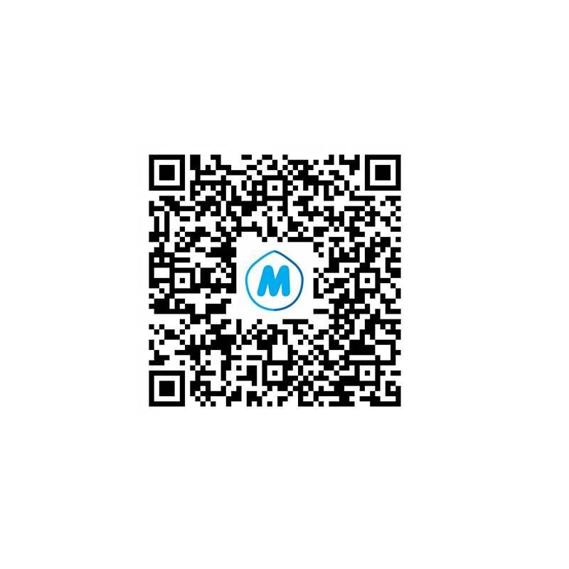Poza QR code Google play Melissa app