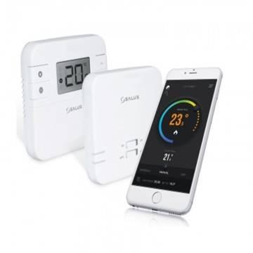 termostatul de ambient pentru centrala accesoriu obligatoriu. Poza 105
