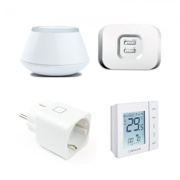 Poza Pachet de baza Slaus iT600 Smart Home. Poza 13880
