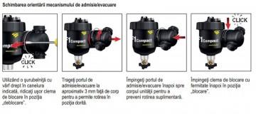 Poza Filtru antimagnetita Fernox TF1 Compact. Poza 14090