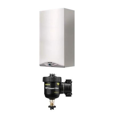 Poza Centrala termica in condensare cu filtru antimagnetita TF1 Ariston CARES PREMIUM 24 EU 24 KW. Poza 16113