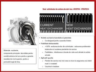 Poza Pachet centrala termica in condensatie Ariston Clas One System 35 EU cu boiler BCH 160 litri.. Poza 19170