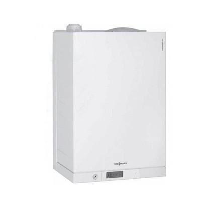 Poza Centrala termica, boiler incorporat Viessmann Vitodens 111 W 26 kW B1LD162. Poza 19965