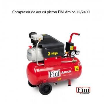 Poza Compresor de aer cu piston FINI Amico 25/2400