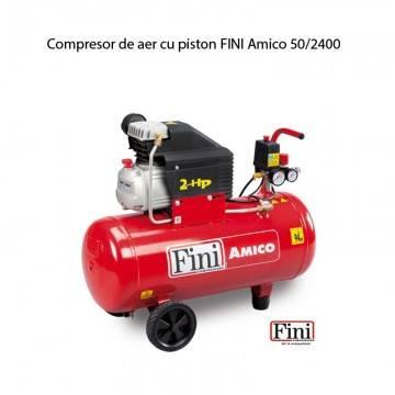 Poza Compresor de aer cu piston FINI Amico 50/2400
