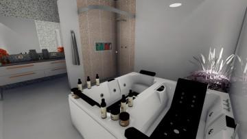 Ghid amenajare sau renovare baie. Poza 262