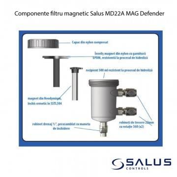 Poza Componente filtru magnetic Salus MD22A MAG Defender