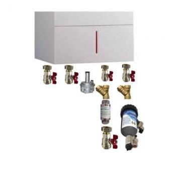 Accesorii obligatorii pentru instalarea corecta a centralelor termice murale cu producere de apa calda menajera instant / boiler incorporat. Poza 358
