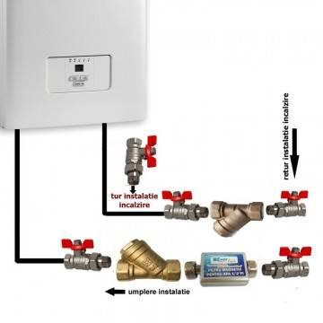 Recomandare instalare corecta centrala termica electrica. Poza 363