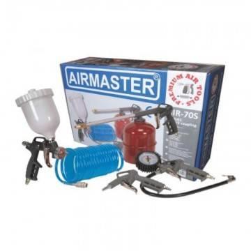 Poza Set 5 accesorii aer comprimat Airmaster