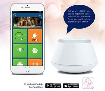 Sistemul Salus iT600 Smart Home. Poza 88