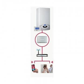 Poza Centrala termica in condensatie Ariston Genus Premium Evo Net 24 EU - 24 kW