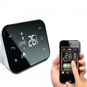 Poza Cronotermostat de ambient control internet SALUS IT500 WI-FI