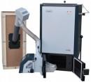 Centrala termica pe peleti si lemne Bisolid SAVER C 35 - 35 kW